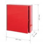 Hydrantová skříň D25