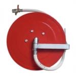 Hydrantový naviják D25 s 20m nebo 30m hadicí