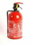 Přenosný hasicí přístroj práškový 1 kg BC P1 BETA-W