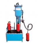Mobilní prášková plnička PFF-SUMATIC-SWZ