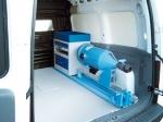 Držák pro motorová vozidla FLIPP-AIR-MATIC A PFF-II/E