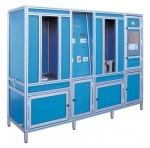 Kombinované stacionární nízkotlaké zkušební zařízení, model ND1+1