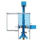 Zařízení pro zašroubování a vyšroubování ventilů, model-EA 150 PROTECT