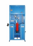Automatické zařízení na šroubování ventilů a plnění dusíkem AEAE