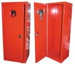 Kovová schránka pro hasicí přístroj 6 kg - červená