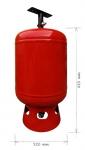 Automatické hasicí přístroje – práškové